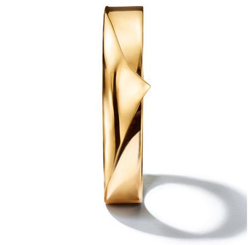 Anillo fino dorado de Eddie Borgo para Tiffany & Co