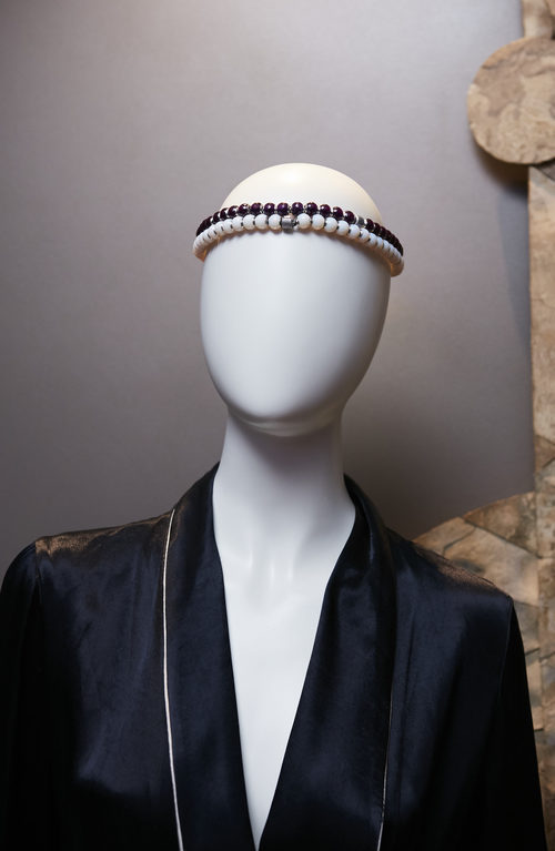 Collares de perlas de la colección Navidad 2016 de Pandora