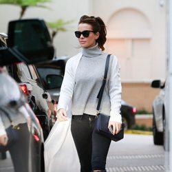 Kate Beckinsale y su street style por las calles de Los Ángeles