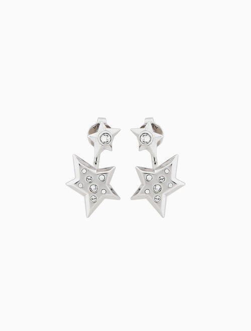 Pendientes en forma de estrella de MAX&Co y Swarovski otoño/invierno 2016/2017