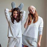 Pijama y camisón de Women'secret colección invierno 2017