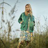 Vestido de estampado floral de Tommy Hilfiger colección Resort 2017