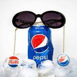 Gafas de sol Pepsi de la colección de Jeremy Scott para Italia Independent