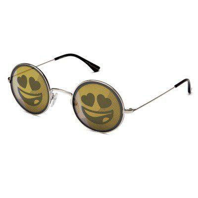 Gafas de sol con cristales originales de la colección de Jeremy Scott para Italia Independent