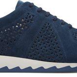 Sneakers azul marino de la colección masculina de Cartujano primavera/verano 2017