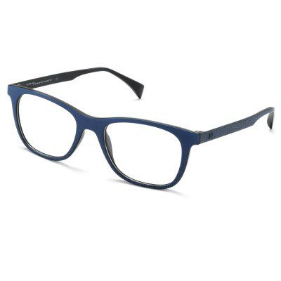 Gafas de montura azul de Italia Independent invierno 2017