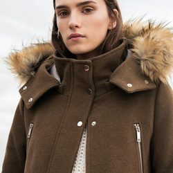 Colección de abrigos 'Outwear Power' de Pull&Bear para invierno 2017