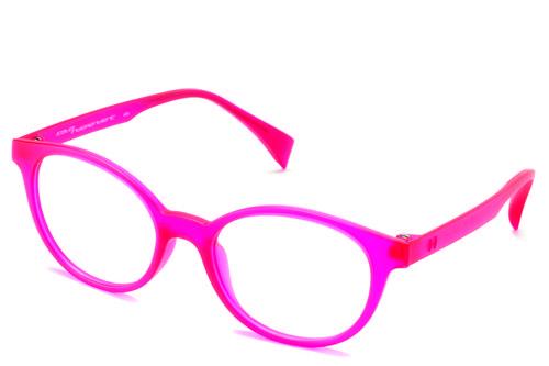 Gafas de color rosa para niños de Italia Independent invierno 2017