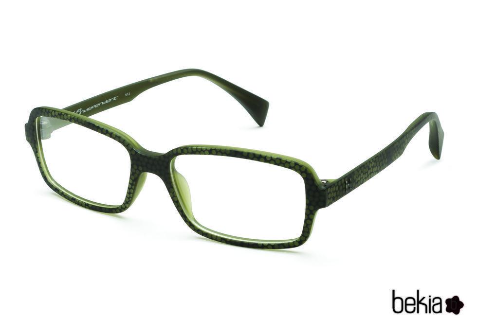 Encantador Monturas De Gafas Negras Y Verdes Colección - Ideas ...