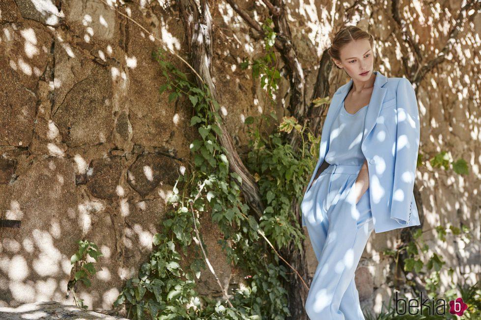 Dolores Chaqueta 2017 Azul Traje Primaveraverano Ppgw0qw7 De En Promesas qwF5fUF