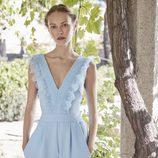 Jumpsuit azul de Dolores Promesas primavera/verano 2017