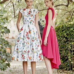Colección de looks festivos 'Heaven' de Dolores Promesas para primavera/verano 2017