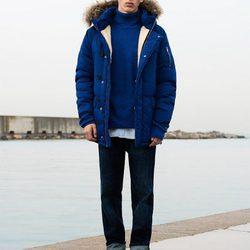 Colección masculina 'Outwear Power' para invierno 2017 de Pull&Bear