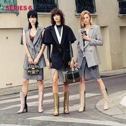 Campaña 'Series 6' primavera/verano 2017 de Louis Vuitton