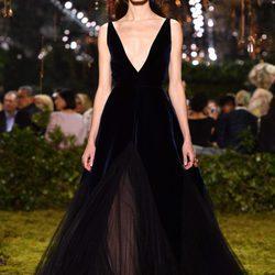 Desfile de Dior en la Semana de la Alta Costura de París primavera/verano 2017