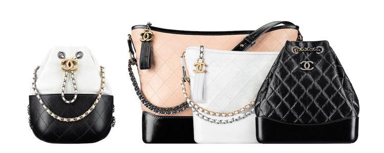Nueva línea de bolsos 'Gabrielle' de Chanel para 2017