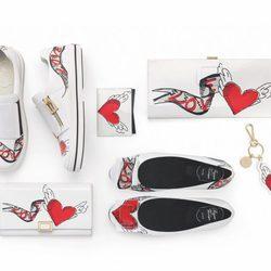 Colección 'Las alas del amor' de Roger Vivier para San Valentín 2017
