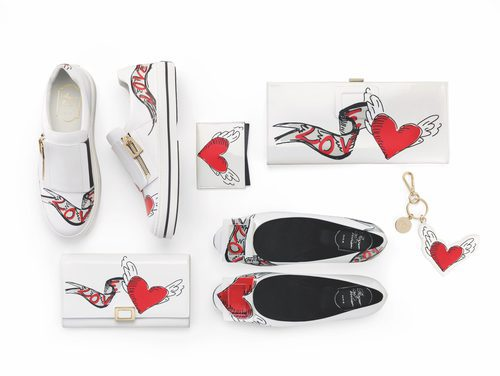 Accesorios de Roger Vivier colección San Valentín 2017