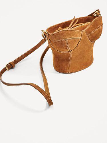 Bolso con forma de corsé de Zara primavera/verano 2017