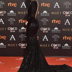 Los mejores y peores looks de los Premios Goya 2017