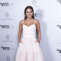 Paula Echevarría con un look romántico en un acto de nominados de los Premios Fotogramas de Plata 2017