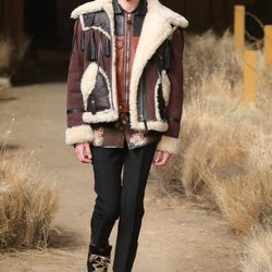 Desfile mixto de Coach otoño/invierno 2017/2018 en la New York Fashion Week