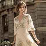 Vestido de novia 'Trevi' de Intropia Atelier primavera/verano 2017