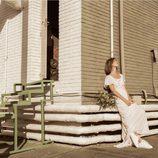 Vestido de novia de la colección primavera/verano 2017 de Intropia Atelier