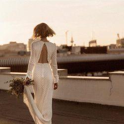 Primera colección de moda nupcial de Intropia Atelier primavera/verano 2017