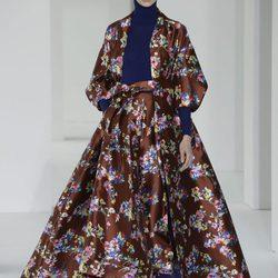 Delpozo se inspira en el arte sobre la New York Fashion Week con su otoño/invierno 2017/2018