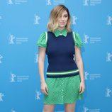 Blanca Suárez vestida de Michael Kors en la premiere de 'El Bar' en la Berlinale 2017