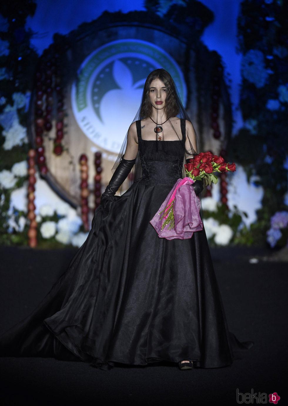 Vestido de novia coleccion otono