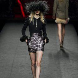 Desfile otoño/invierno 2017/2018 de Ion Fiz en Madrid Fashion Week