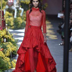Desfile otoño/invierno 2017/2018 de Jorge Vázquez en la Madrid Fashion Week