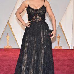 Las mejor y peor vestidas de los Premios Oscar 2017