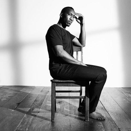 Mahershala Ali para Calvin Klein campaña primavera/verano 2017