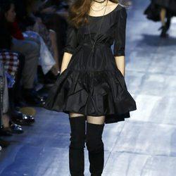 Desfile de Dior otoño/invierno 2017/2018 en Paris Fashion Week