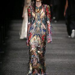 Desfile Alexander McQueen otoño/invierno 2017/2018 en Paris Fashion Week
