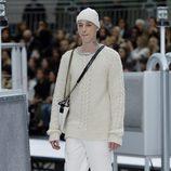 Jersey de lana de Chanel otoño/invierno 2017/2018 en la Paris Fashion Week