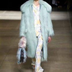 Desfile otoño/invierno 2017/2018 de Miu Miu en Paris Fashion Week