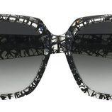 Gafas de sol con montura geométrica de Loewe colección 'Aiguablava' 2017