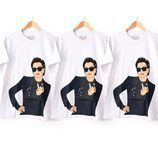 Camisetas serigrafiadas con la cara de Kris Jenner de la firma de ropa de Kylie Jenner