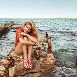 Elsa Pataky posando para Gioseppo colección primavera/verano 2017