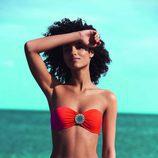 Bikini bandeau de Etam colección primavera/verano 2017