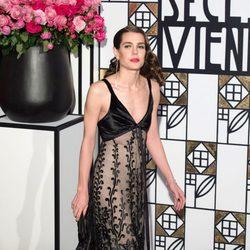 Carlota Casiraghi vestida de Chanel en el Baile de la Rosa