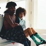 Calcetines de la colección primavera/verano 2017 de Happy Socks y la firma de Pharrell Williams
