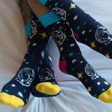 Calcetines estampados de la primavera/verano 2017 de Happy Socks con la firma de Pharrell Williams
