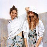 Jumpsuit y pantalones florales de Pull&Bear primavera/verano 2017