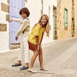 Colección primavera/verano 2017 de Merkal Calzados con Marta Hazas