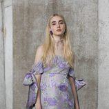 Vestido de flores de Asos primavera/verano 2017